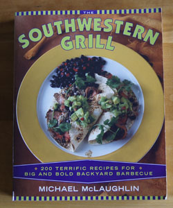 The Southwestern Grill cookbook