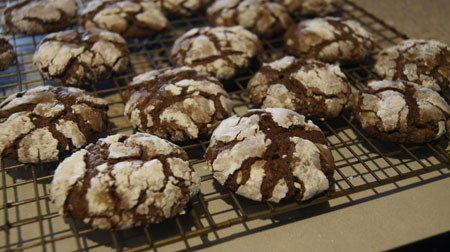 Crackle Top Cookies