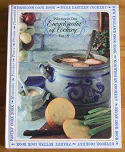 Encyclopedia of Cookery Volume 8