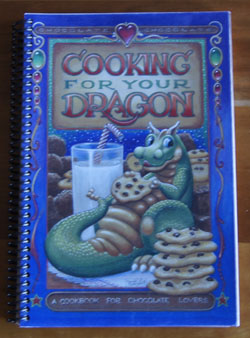Cooking For Your Dragon cookbook