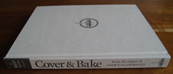 Cover and Bake cookbook
