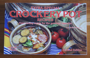 Extra Special Crockery Pot Recipes cookbook