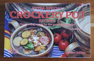 Extra Special Crockery Pot Recipes cookbook