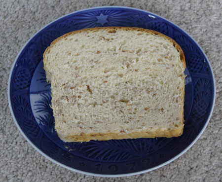 Honey Cracked Wheat Bread