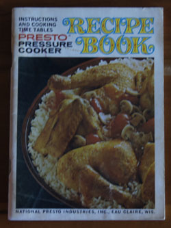 Presto Pressure Cooker Recipe Book cookbook