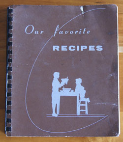 Our Favorite Recipes cookbook