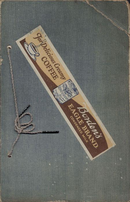 Borden's cookbook