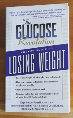 Glucose Revolution cookbook