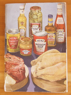 Heinz cookbook