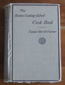 Boston Cooking-School Cook Book
