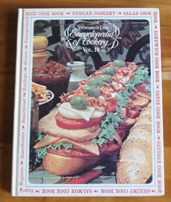 Encyclopedia of Cookery 10 CB