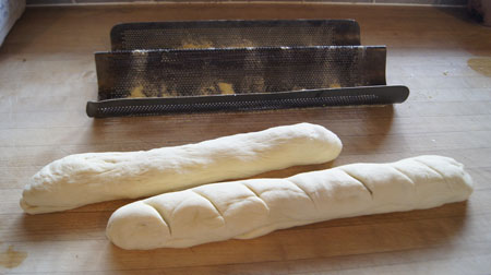 French bread dough