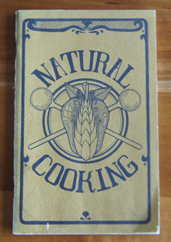 Natural Cooking cookbook