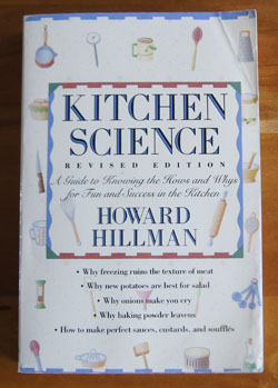 Kitchen Science cookbook