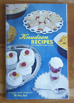 Knudsen Recipes cookbook