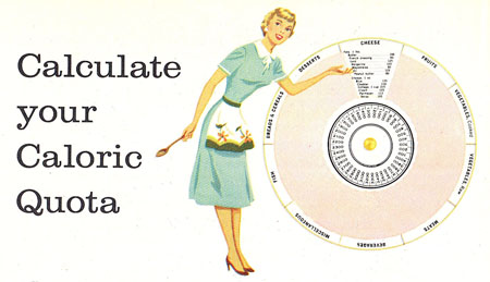 caloric quota