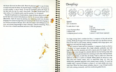 dumplings pages