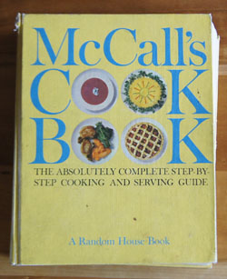 McCalls Cook Book