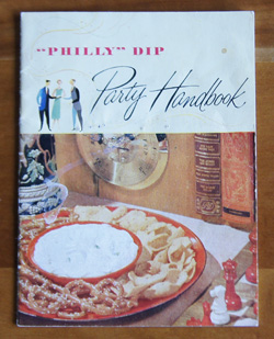 Philly Dip Party Handbook cookbook