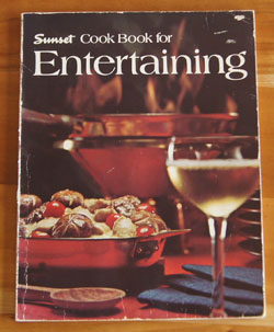 Sunset Cook Book for Entertaining