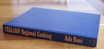 Italian Regional Cooking cookbook
