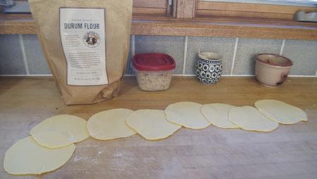 Chappathi Dough