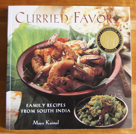 Curried Flavors cook book