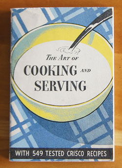 The Art of Cooking and Serving coobook