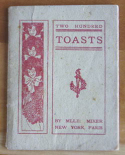 Two Hundred Toasts cookbook